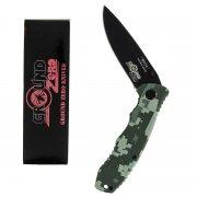 """Складной нож """"Delta"""" (сталь - 8Cr13MoV, рукоять - дюралюминий) арт.4351"""