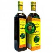 """Натуральное масло черного тмина """"Речь Посланников"""" Эфиопское 500 мл Аль-Ругуж (в стекле)"""