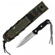 "Охотничий нож ""Legion"" (сталь - AUS-8 Satin, рукоять - G10) арт.4310"
