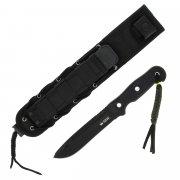 "Охотничий нож ""Maximus"" (сталь - AUS-8 Black, рукоять - G10) арт.4311"