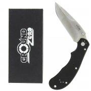"""Складной нож """"Sagat"""" (сталь - 440C Satin, рукоять - G10) арт.4321"""