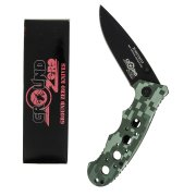 """Складной нож """"Security"""" (сталь - 8Cr13MoV, рукоять - дюралюминий) арт.4345"""