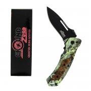 """Складной нож """"Target Black"""" (сталь - 8Cr13MoV, рукоять - дюралюминий) арт.4348"""