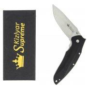 """Складной нож """"Zedd"""" (сталь - AUS-8 Satin, рукоять - G10) арт.4338"""