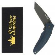 "Складной нож ""Zorg"" (сталь - AUS-8 GT, рукоять - G10) арт.4341"