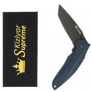 "Складной нож ""Zorg"" (сталь - D2 GT, рукоять - G10) арт.4343"