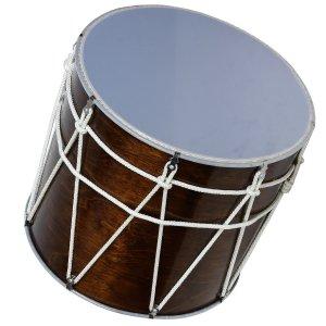 Профессиональный кавказский барабан ручной работы Дамира Мамедова (30-34см) арт.717 - фото 1