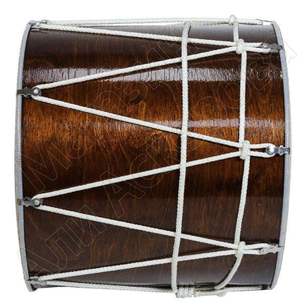 Профессиональный кавказский барабан ручной работы Дамира Мамедова (30-34см) арт.717