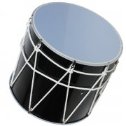 Профессиональный кавказский барабан ручной работы Дамира Мамедова (30-34см) арт.723