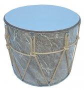 Профессиональный кавказский барабан ручной работы Дамира Мамедова (32-34 см) арт.718
