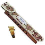 Профессиональный кавказский дудук в текстильном чехле арт.9074