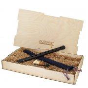 Профессиональный кавказский дудук (строй СИ) в подарочной упаковке мастера К.Мукаеляна арт.9143