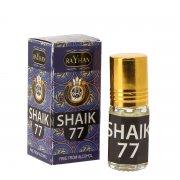"""Масляные духи-миски """"Shaik 77"""" коллекции """"Al Rehab"""" арт.6434"""