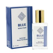 """Масляные духи-миски """"Blue seduction"""" арт.6118"""
