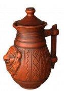 Глиняные изделия дагестанских мастеров