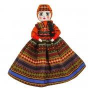 Текстильная кукла ручной работы (средняя) арт.6545