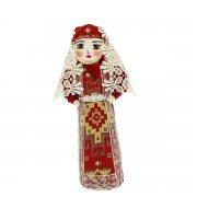 Текстильная кукла ручной работы (средняя) арт.6546