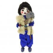 Текстильная кукла ручной работы (средняя) арт.6556