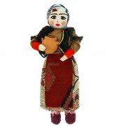 Текстильная кукла ручной работы (большая) арт.6559
