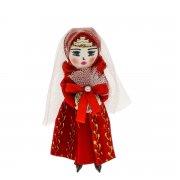 Текстильная кукла ручной работы арт.6572