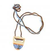 Керамический сувенирный кувшин арт.8309