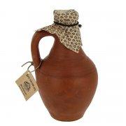 Натуральный мёд горный Дагестанский в керамическом горшочке арт.9341