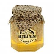 Натуральный мёд с забрусом горный Дагестанский арт.9342