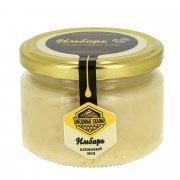 Натуральный крем-мёд с имбирем горный Дагестанский арт.9346
