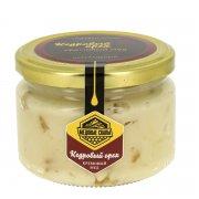 Натуральный крем-мёд с кедровым орехом горный Дагестанский арт.9349