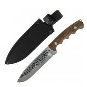 """Кизлярский нож разделочный """"Сом"""" (сталь - Z60, рукоять - дерево) арт.6039"""