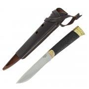 """Кизлярский нож разделочный """"Бичак"""" (сталь - Z90, рукоять - дерево) арт.6069"""