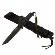 """Тактический нож """"Aggressor"""" (сталь - AUS-8 BT SW, рукоять - кратон) арт.6251"""