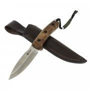 """Охотничий нож """"Corsair"""" (сталь - AUS-8, рукоять - дерево) арт.6715"""