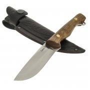 """Кизлярский нож разделочный """"Турист"""" (сталь - AUS-8, рукоять - дерево) арт.8030"""