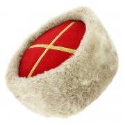 Мужская казачья папаха из овчины ручной работы арт.8333