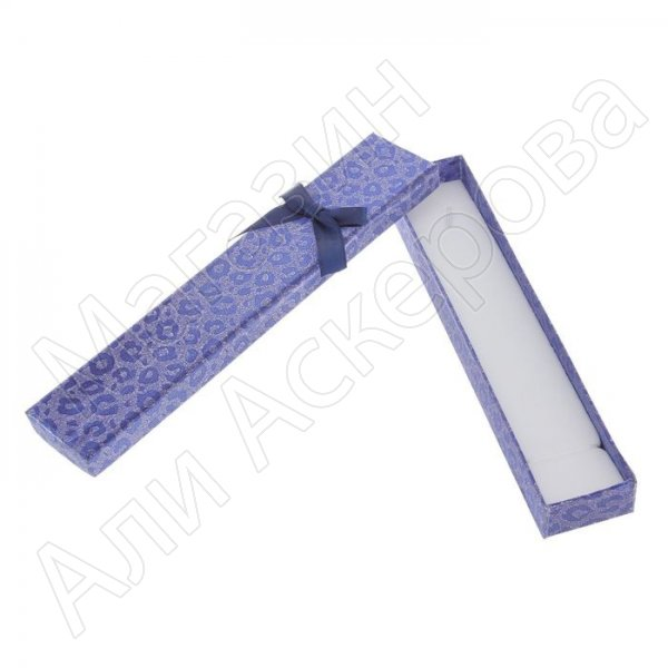 Подарочная коробочка для (цепочки, браслета) арт.6504