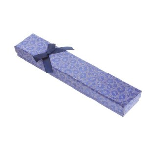 Подарочная коробочка для (цепочки, браслета) арт.6504 - фото 1