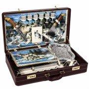 """Шашлычный набор в подарочном дипломате (серия """"Элит"""") арт.6384"""