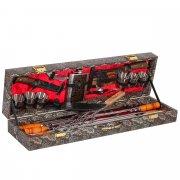 Кизлярский шашлычный набор в подарочном кейсе средний арт.7718