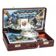 """Шашлычный набор в подарочном дипломате (серия """"Элит"""") арт.7771"""
