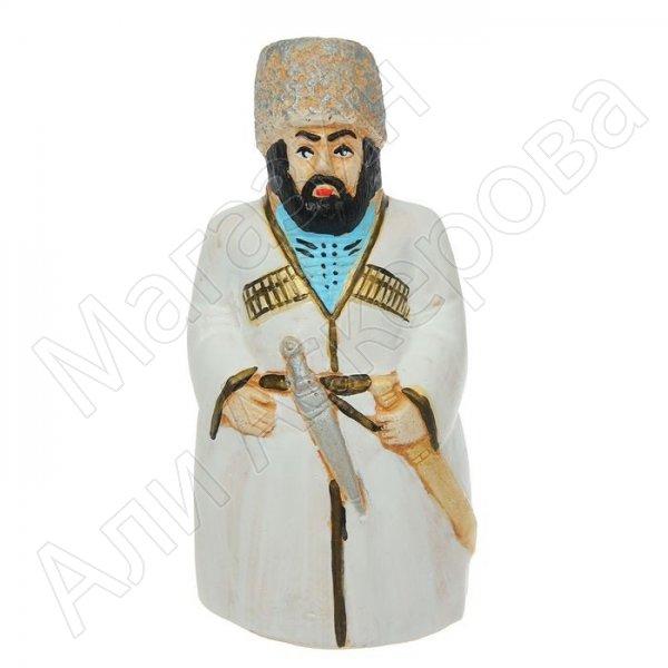 """Керамическая статуэтка """"Горец"""" арт.7343"""