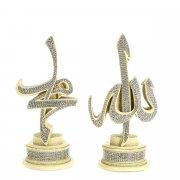 Мусульманские сувенирные статуэтки (в комплекте 2 шт.) арт.5441