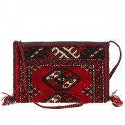 Сумка в этно стиле из ткани ручной работы арт.9155