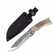 """Кизлярский нож разделочный """"Стрепет-2"""" (сталь - AUS-8, рукоять - дерево) арт.4102"""