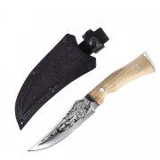 """Кизлярский нож туристический """"Клык-2"""" (сталь - AUS-8, рукоять - дерево) арт.4092"""
