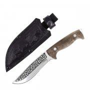 """Кизлярский нож туристический """"Фазан"""" (сталь - AUS-8, рукоять - дерево) арт.4098"""