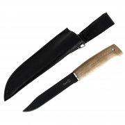 """Кизлярский нож разделочный """"Таран"""" (сталь - AUS-8, рукоять - дерево) арт.4186"""