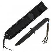 Тактический нож Trident (сталь - D2 Black, рукоять - кратон) арт.4330
