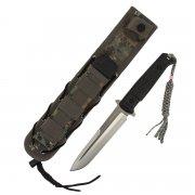 Тактический нож Trident (сталь - D2 Satin, рукоять - кратон) арт.5042