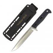 Тактический нож Intruder D2 (сатин, рукоять micarta) арт.5043